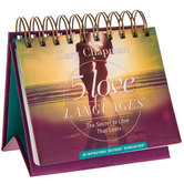 The 5 Love Languages Perpetual Day Calendar