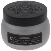 Vanilla & Berry Amber Candle Tin