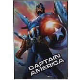 Captain America Wood Wall Decor