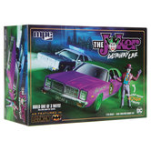 Joker Getaway Car Model Car Kit