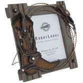 """Cowboy Wood Frame - 8"""" x 10"""""""