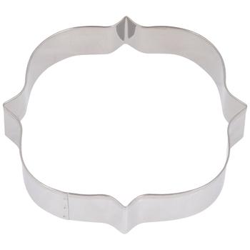 Quatrefoil Metal Cookie Cutters