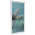 Sea Turtle Framed Wall Decor