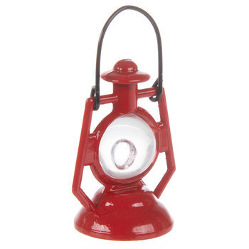 Miniature Red Lantern
