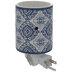 Blue Tile Plug In Fragrance Warmer