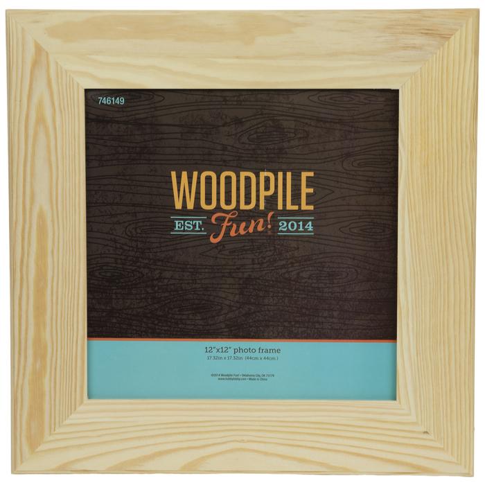 Wood Wall Frame Hobby Lobby