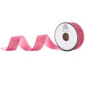 """Glitter Cut Edge Ribbon - 7/8"""""""