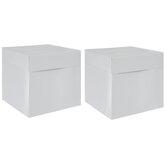 White Cube Gift Boxes