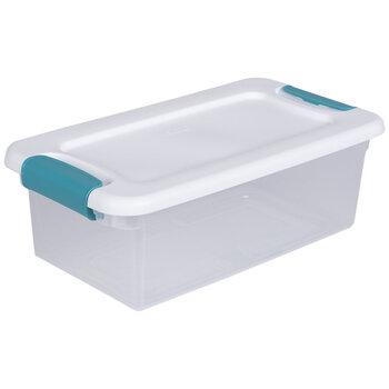 Latching Storage Container - 6 Quart