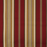 Pompeii Capulet Striped Outdoor Fabric
