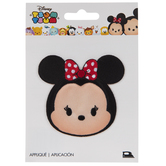 Minnie Mouse Tsum Tsum Iron-On Applique