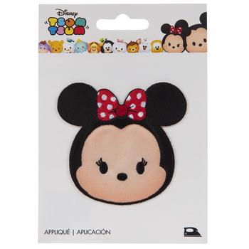 Minnie Mouse Tsum Tsum Iron-On Applique