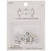 Gripper Snaps - Size 7/16""