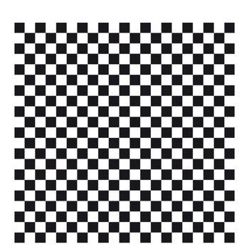 "Black & White Checkered Scrapbook Paper - 12"" x 12"""