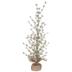Sage Glitter Pine Tree - 36