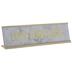 Love Your Look Metal Desk Plate