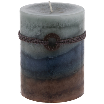 Autumn Twilight Pillar Candle