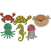 Sea Animals Foam Stickers