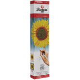 Sunflower Diamond Art Beginner Kit