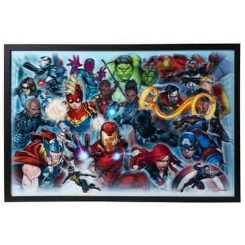 Marvel's Avengers Lenticular Wall Decor
