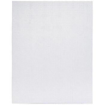 "10-Mesh Plastic Canvas Sheet - 10 5/8"" x 13 5/8"""