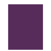 """Orchid Smooth Cardstock - 8 1/2"""" x 11"""""""