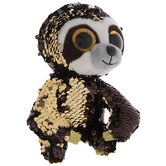 Dangler Sloth Flip Sequin Beanie Boo