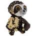 Dangler Sloth Flip Sequin Beanie Boo