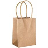 Kraft Craft Gift Bags - Mini