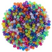 Assorted Pearl Mini Pony Beads