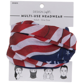 American Flag Multi-Use Headwear