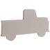 Truck Chipboard Shape