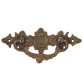 Antique Bronze Ornamental Metal Pull