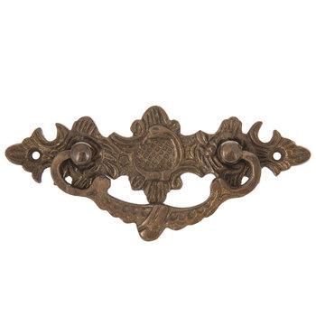 Antique Bronze Ornamental Metal Pull
