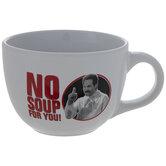No Soup For You Seinfeld Soup Mug