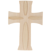 Layered Wood Crosses