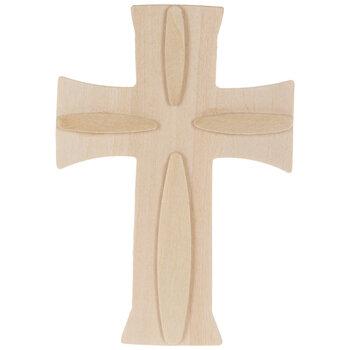 Layered Wood Crosses