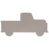 Truck Chipboard Shape