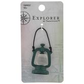 Green Camping Lantern Pendant
