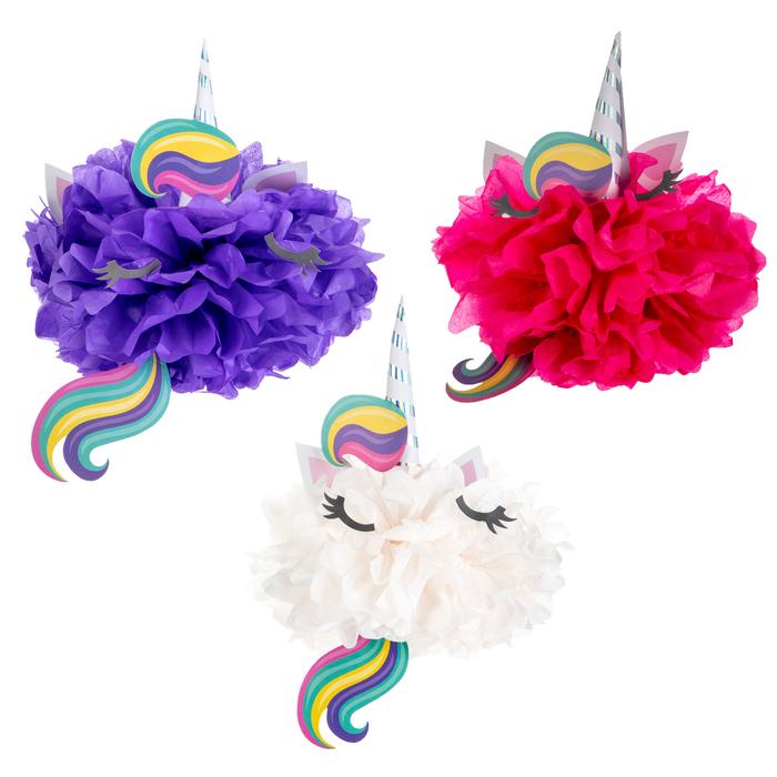 faux fur pom pom bulk 1 pc 4 Unicorn Faux Fur pom pom unicorn tassel wholesale pom pom pom pom pompons rainbow pom pom,pastel pom pom
