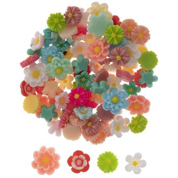Multi-Color Flowers