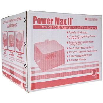 Power Max II Grinder