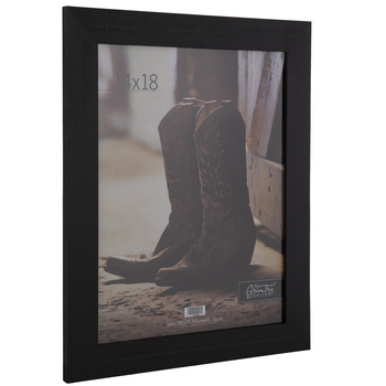 Distressed Wood Wall Frame