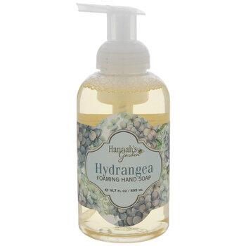 Hydrangea Foaming Hand Soap