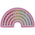 Rainbow Glitter Pencil Sharpener