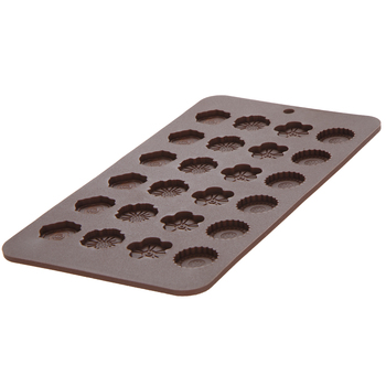 Flower Silicone Candy Mold