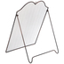 Easel Back Metal Jewelry Holder