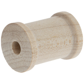 Wood Barrel Spools - Large