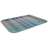 Southern Marsh Plaid Rectangle Tray