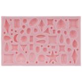 Gems Silicone Mold